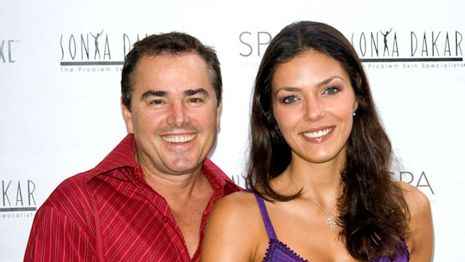 Christopher Knight, Adrienne Curry