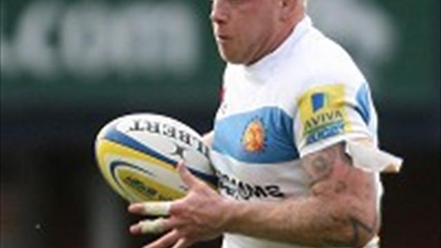 Rugby - Scaysbrook gunning for Gloucester clash