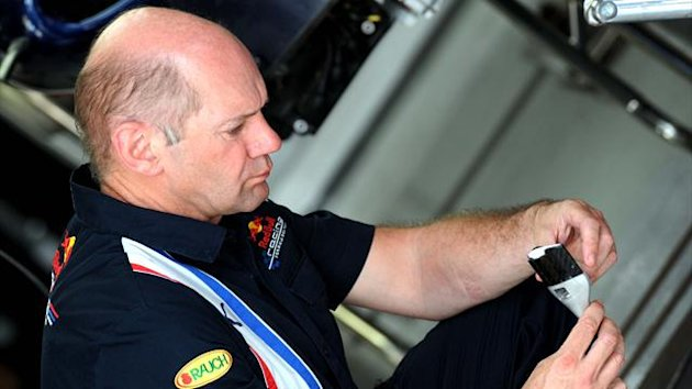 Red Bull's Adrian Newey (Reuters)