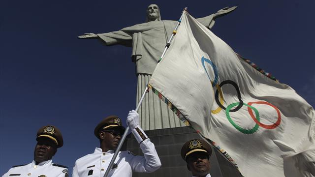 Brazil worried about World Cup, not Olympics