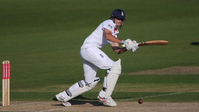 Cricket - New Zealand v England: First Test LIVE