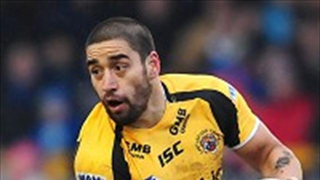Rugby League - Chase handed two-match ban