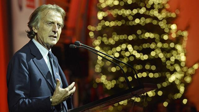 Formula 1 - Montezemolo: F1 simulators are a joke