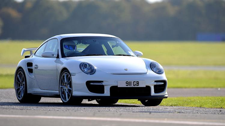 "Porsche GT2 as seen in <a href=""/baselineshow/4742776"">""Top Gear.""</a> Top Gear (NBC)"