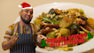 Brussels Sprouts With Lup Cheong