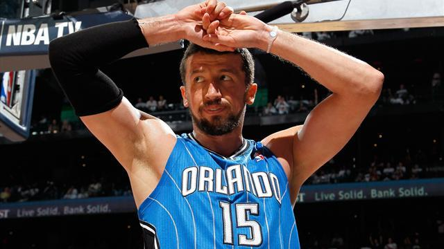 Basketball - Magic's Turkoglu banned for 20 games for doping violation
