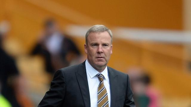 Football - Wolves spirit pleases Jackett