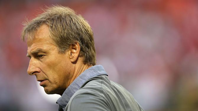 Klinsmann hasn't been a great U.S. coach, but don't blame him for Mexico being king of CONCACAF