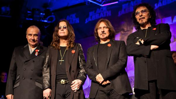 Black Sabbath Offer Taste of New Album With 'God Is Dead?'