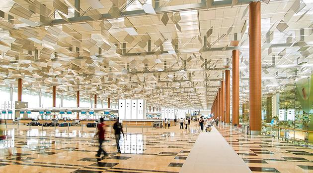 Airports of the future