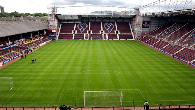 Angelo Massone's offer for Hearts has been rejected