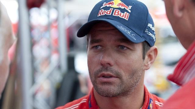 WRC - Loeb says he is feeling no pressure
