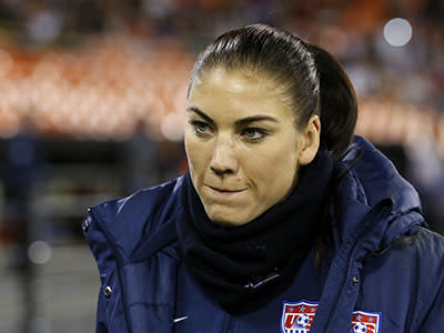 Assault Charges Dismissed Against Hope Solo