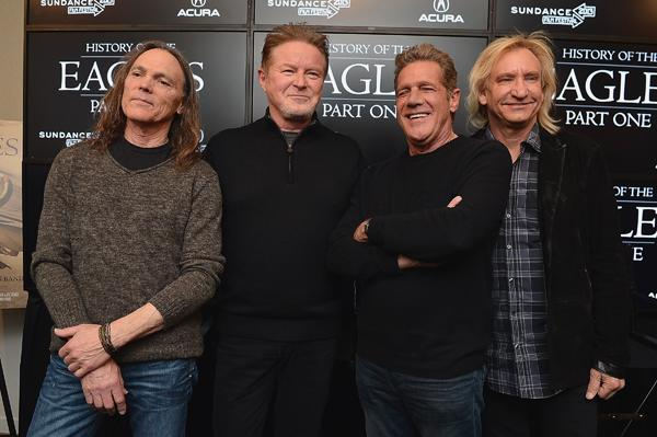 The Eagles Plot Tour in Support of New Documentary