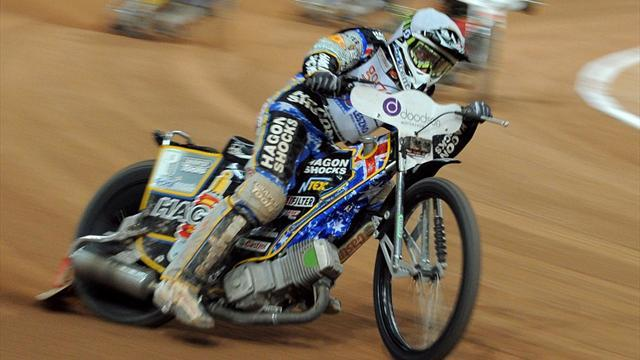 Speedway - Holder remains upbeat on title hopes