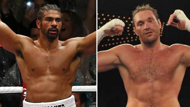 Boxing - Haye to fight Fury in September