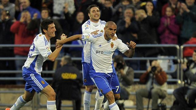 Liga - Zaragoza in command after Copa win at Levante