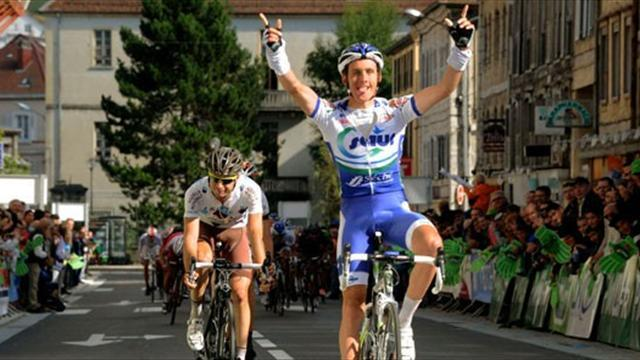 Coppel wins Tour du Doubs