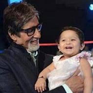 Amitabh Bachchan Gushes About Aaradhya Being Gadget Savvy