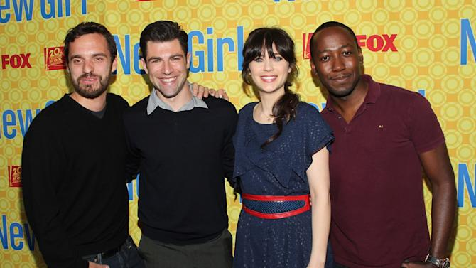 The Cast of 'New Girl'