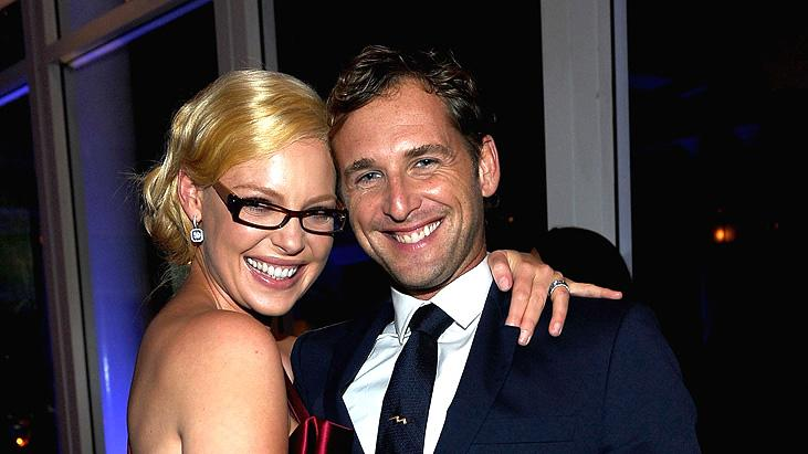 Life as We Know It NYC Premiere Katherine Heigl Josh Lucas