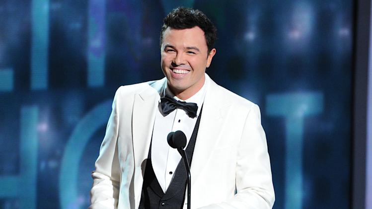 9. Oscars hosted by Seth MacFarlane