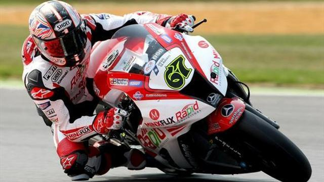 Superbikes - Snetterton BSB: Byrne tops second free practice