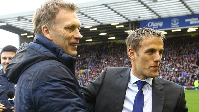 Premier League - Moyes set to bring Neville back to Manchester United