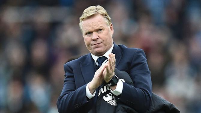 Ronald Koeman Admits That His Side's 2-1 Defeat Away to Burnley Is 'Very Hard to Take'