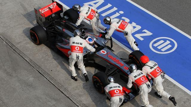 Formula 1 - McLaren can make up lost ground, says Button