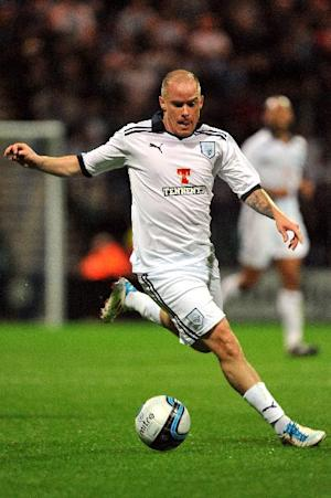 Iain Hume was out of favour at Preston