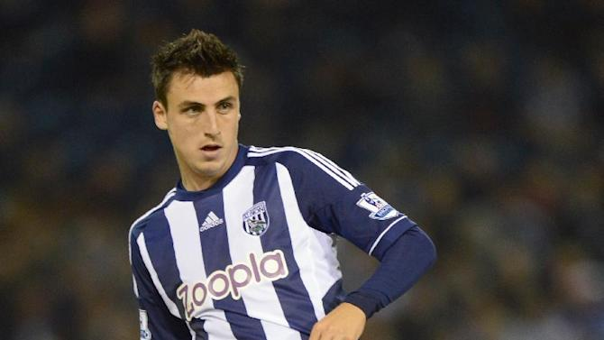 George Thorne has joined Peterborough on loan until early January