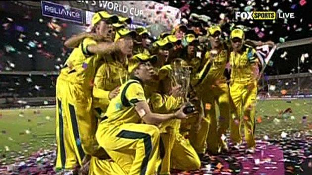 Southern Stars triumph over Windies