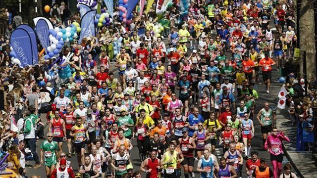 Athletics - Donations pour in after tragic London Marathon death