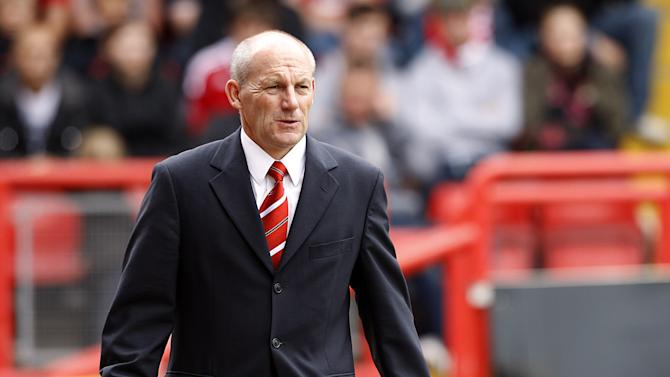 Steve Coppell insists Crawley conducted their recruitment of Richie Barker in the 'proper way'