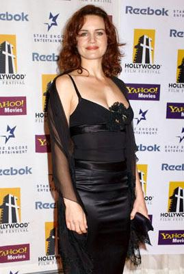 Carla Gugino 2004 Hollywood Film Awards Bevery Hills, CA - 10/18/2004