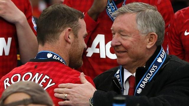 Premier League - Ferguson claims Rooney is back to his best