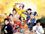 Wong Jing's new comedy release