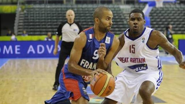 Basketball - Prunty pays tribute to France as GB lose first EuroBasket match