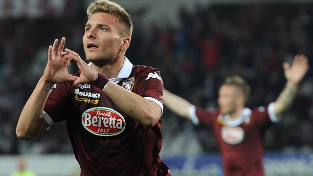 Serie A - Hat-trick hero Immobile makes the right moves for Torino