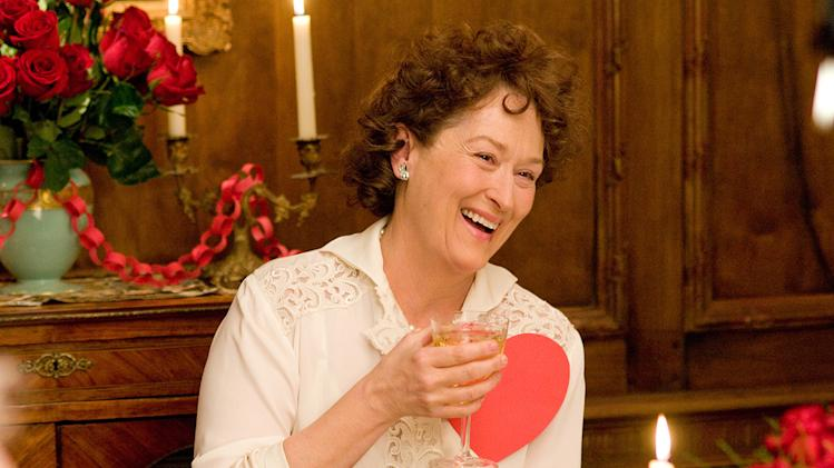 Julie & Julia Production Stills Sony 2009 Meryl Streep