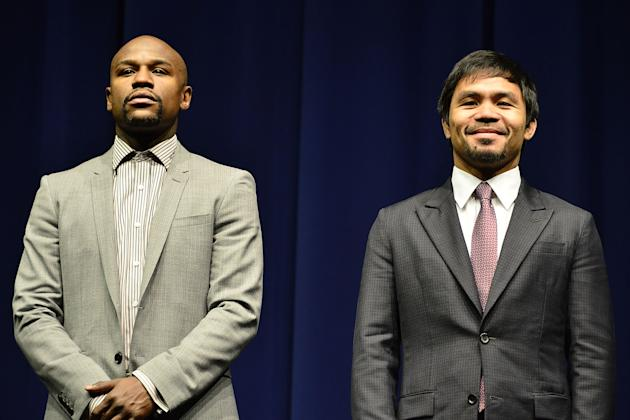 Where Floyd Mayweather and Manny Pacquiao rank among all-time boxing greats