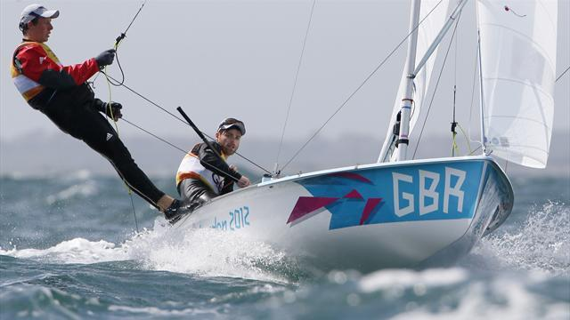 GB take Olympic 470 silver behind Aussie duo