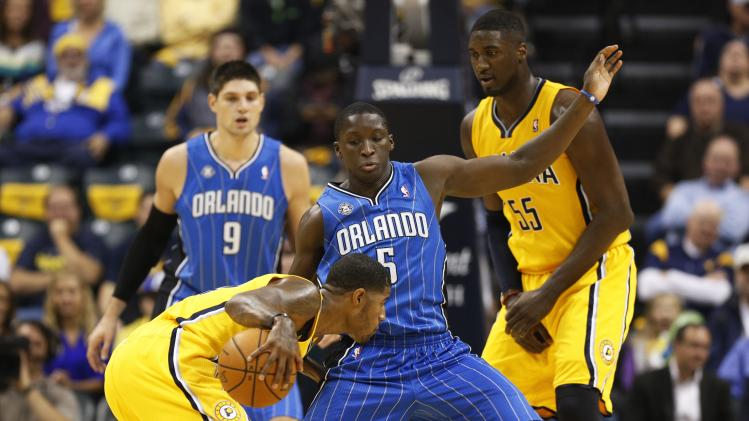 Orlando Magic v Indiana Pacers