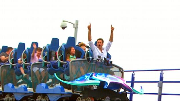 Extreme Roller Coasters: SeaWorld's 'Manta' Puts New Twist on Roller Coasters