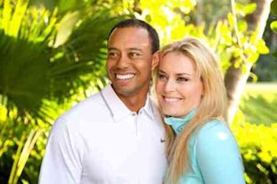 Golf legend Tiger Woods and Olympic skier Lindsey Vonn officially announced their relationship.