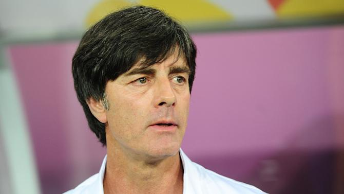 Markus Babbel says a mole in the German camp keeps revealing Joachim Low's (pictured) team selection