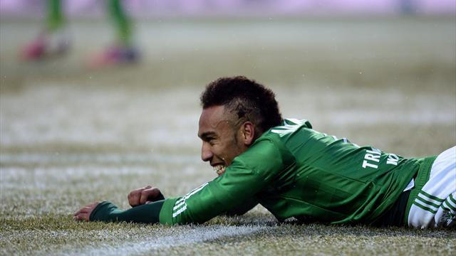 Ligue 1 - St Etienne miss chance to go third