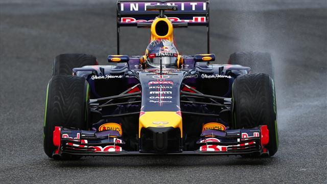 Formula 1 - F1 drivers set for sideways headaches