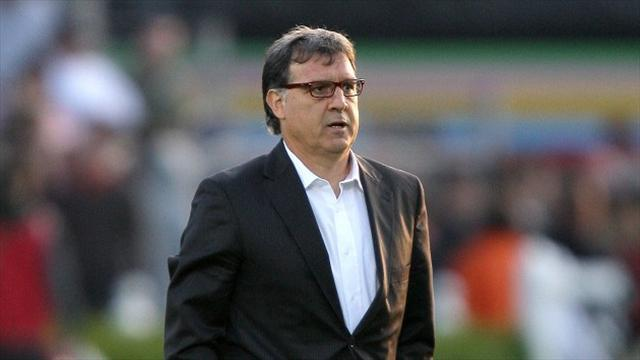 Liga - Martino appointed Barcelona manager
